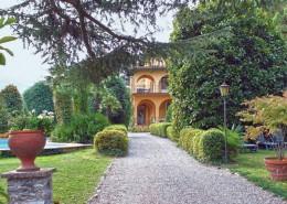 Comer See Villa La Collina in Cadenabbia