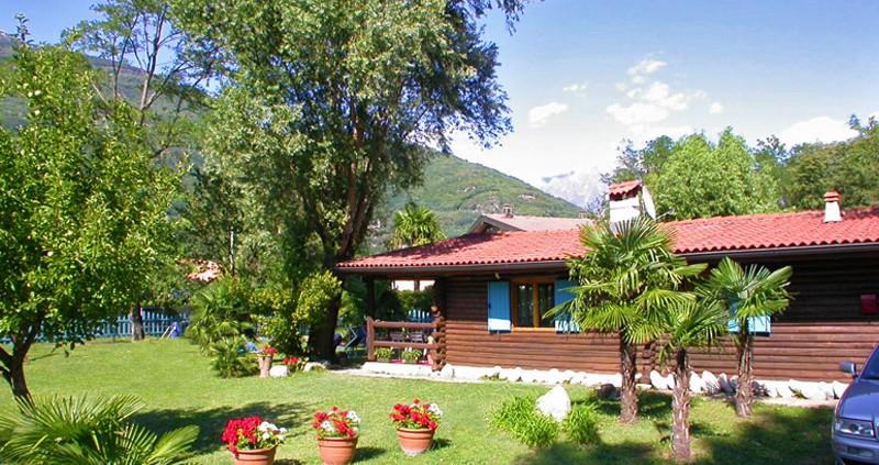 Ferienhaus am Comer See Casa Bassotta