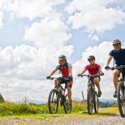 Radtouren und Spaziergänge mit traumhaften Ausblicken
