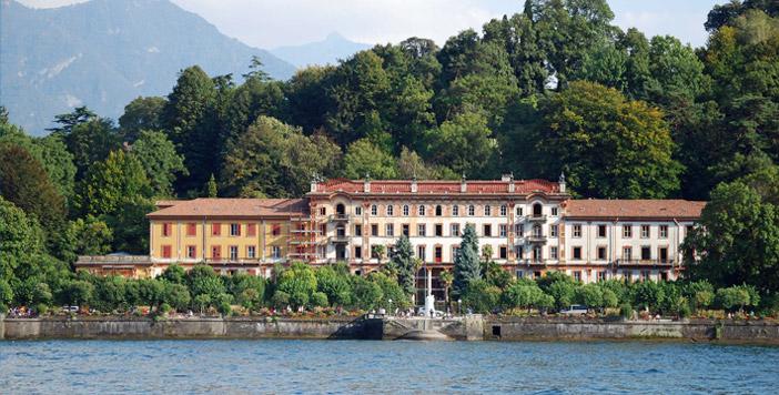 Grandhotel Britannia, Bellagio ©Ingrid Siano