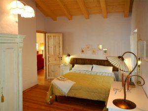 Ferienhaus Frasca Schlafzimmer