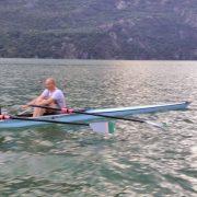 Urlaub mit Ruder-Training